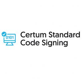 EV Code Signing – 1 rok