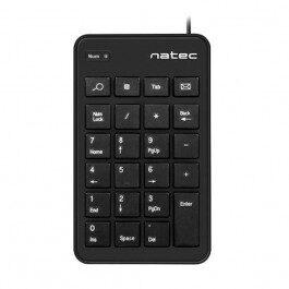 NATEC Klawiatura Goby 23 klawisze USB