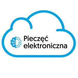 Pieczęć elektroniczna Certum w chmurze